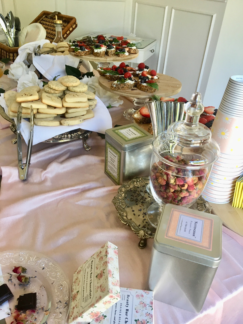Tea Party Cateing