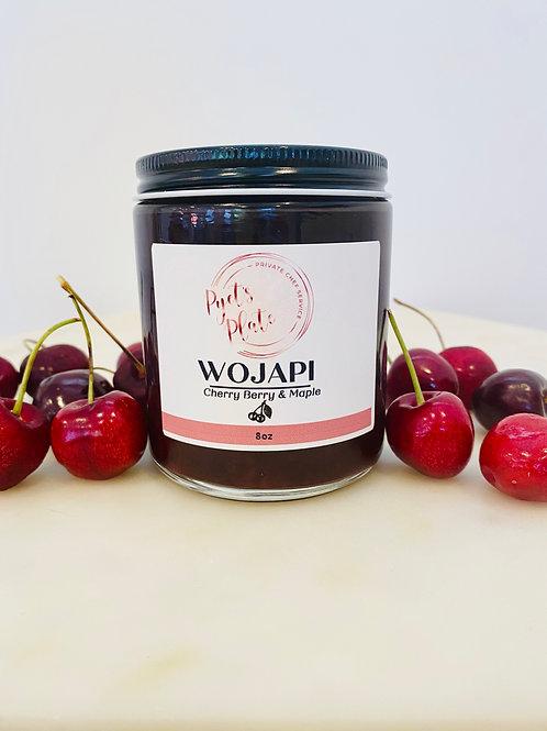 Mixed Berry Blend & Maple Wojapi 8oz