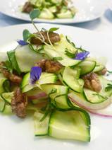Ribbon Zucchini Salad