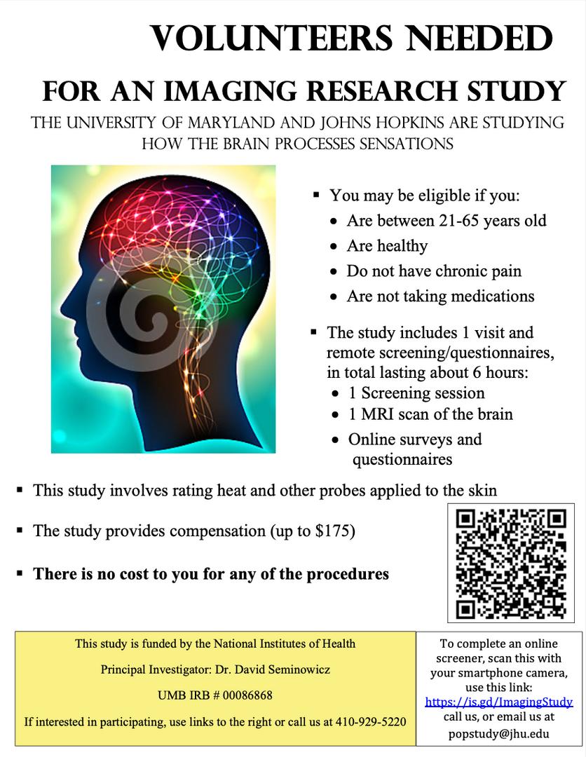 New Study!