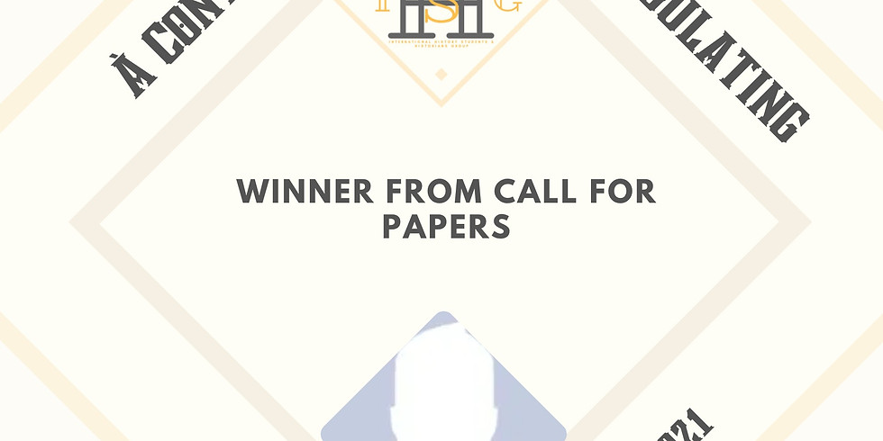 Winner of Call for Papers
