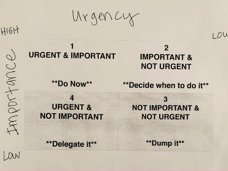 Time Management (Part 2)
