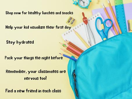 Back 2 School: Survival Guide