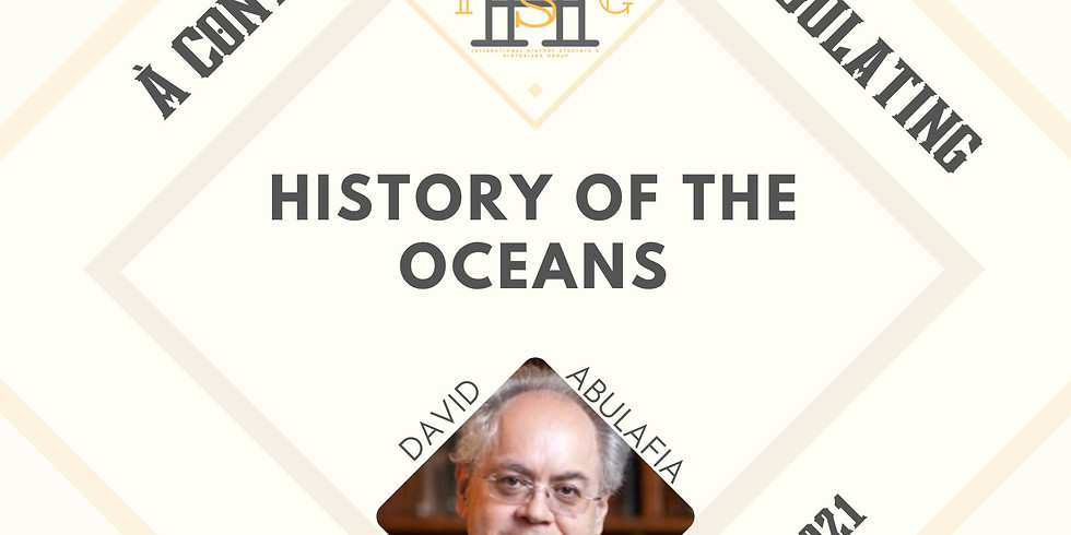 History of the Oceans