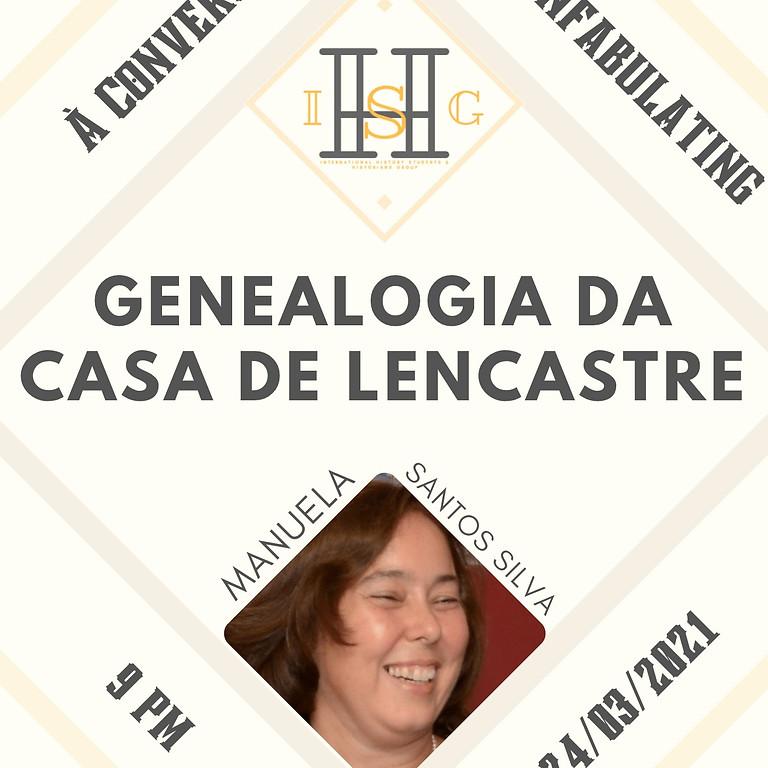 Genealogia da Casa de Lencastre