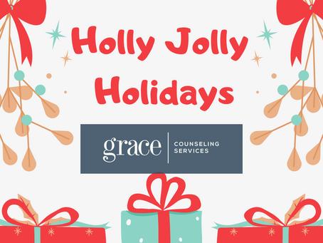 Holly Jolly Holidays (Part 4)