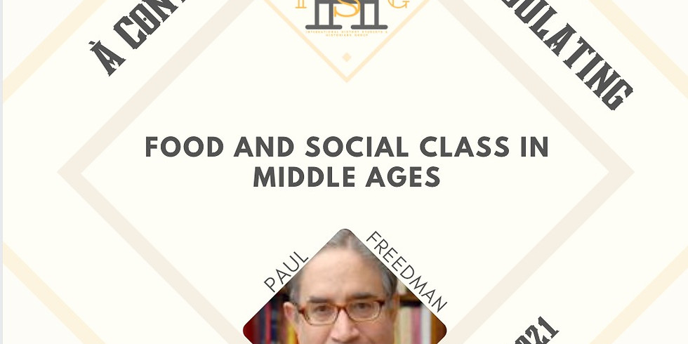 Food and Social Class in Middle Ages