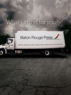Newspaper Delivery Truck