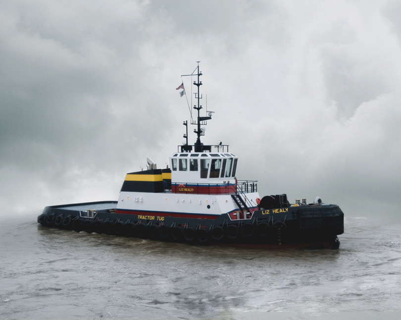 Powerful Bisso Towboats
