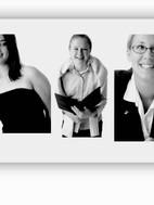 High School girls for their school website.