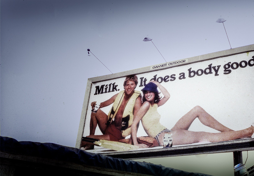 Milk Billboard