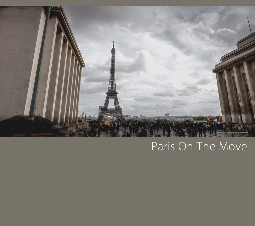 Paris On The Move