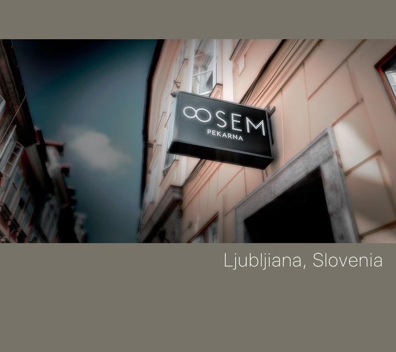 Pekarna Osem, Ljubljana, Slovenia