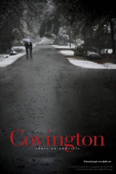 Covington Couple