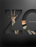 zoo-mock-up, antelope©