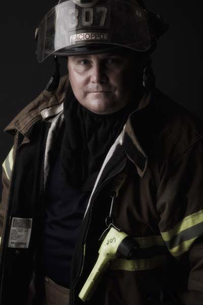 First responder for an incremental sales tax to generate a raise to first responders.