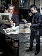 People read newspapers