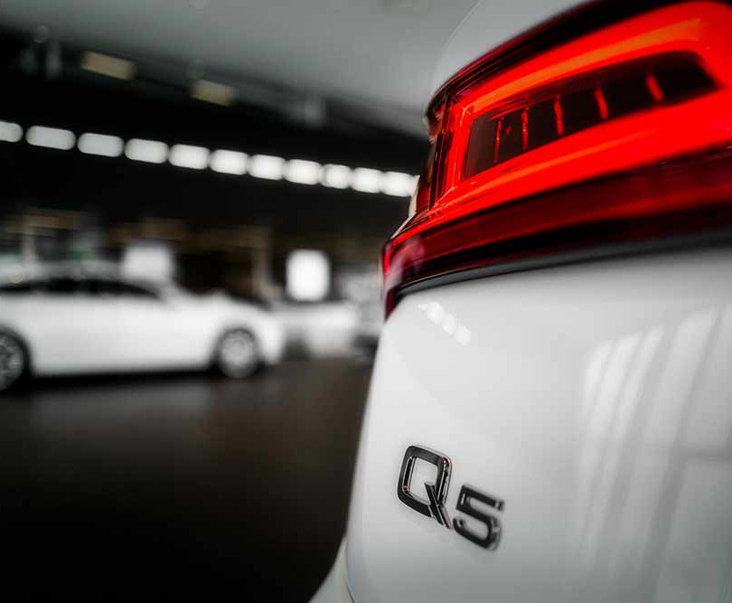 14. Audi, in cooperation with Brian Harris Audi, Baton Rouge  (logo for composite position)