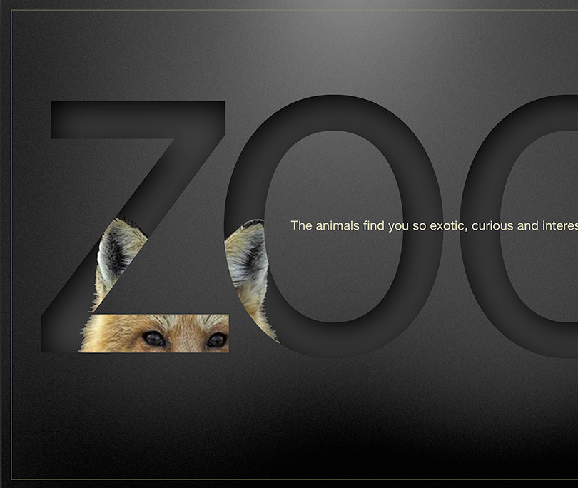 zoo-mock-up, coyote©