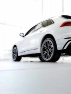 8. Audi, in cooperation with Brian Harris Audi, Baton Rouge  (logo for composite position)