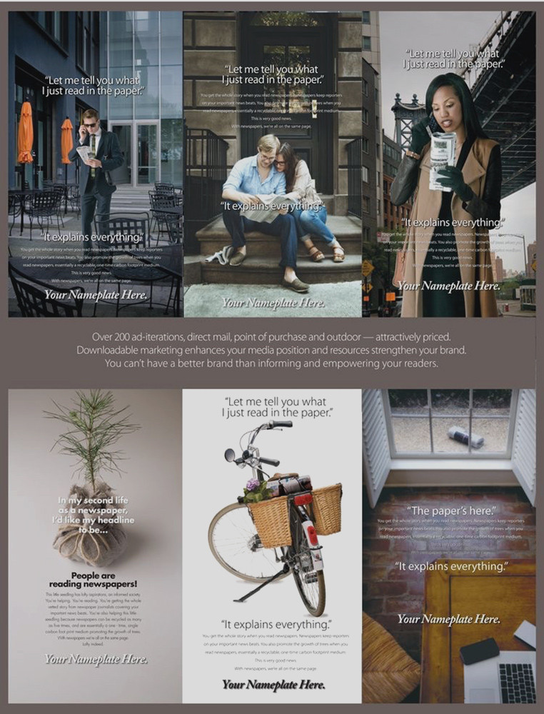 Print Campaign Mailer