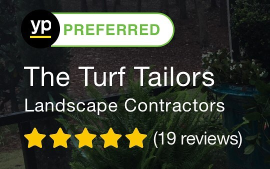 Most highly reviewed landscaping company from 30A to Fort Walton Beach! 🌺 #theturftailors #turftail