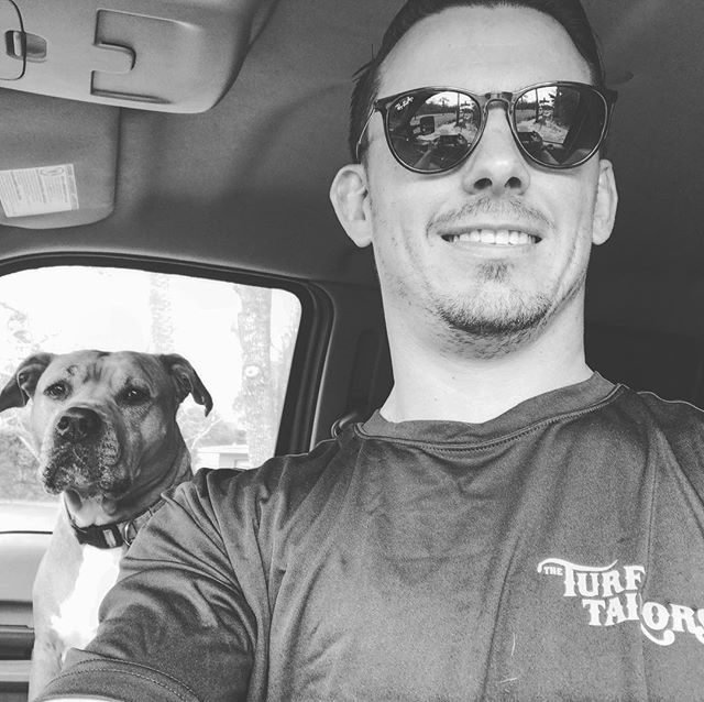 The best estimating crew this side of the Mississippi!! #turfpups #turftailors #theturftailors #lawn