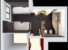 Interior Design Penthouse