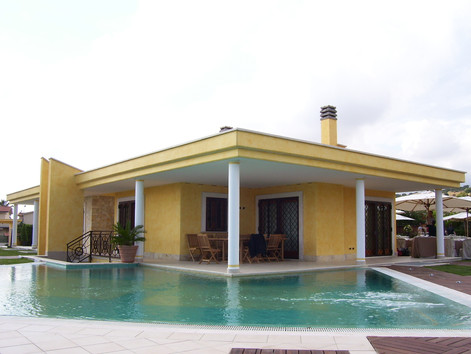 Swimming Pool Villa