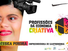 Gastronomia e Inclusão: Conheça Jéssica Pereira, do Bellatucci Café