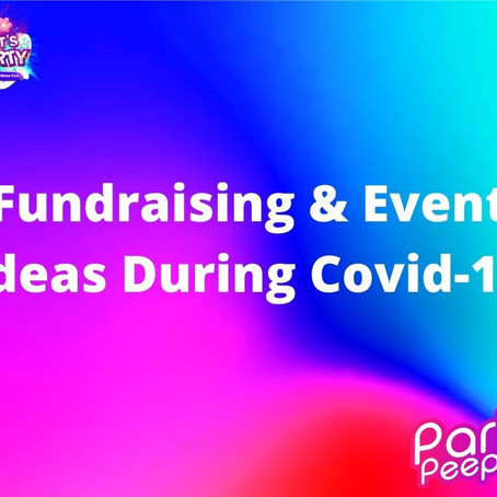 Fundraising & Events During Covid-19
