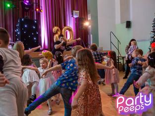 Kids Disco Dancing Party