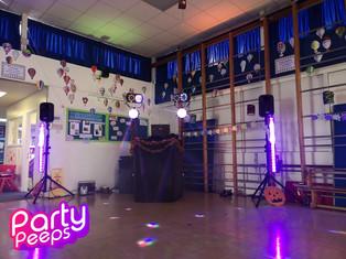 Kids School Disco