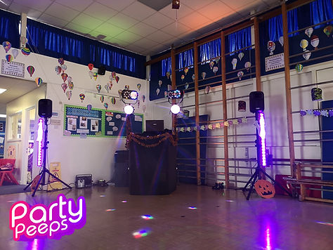 School Disco Bristol