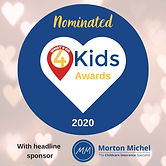 Whats On For Kids Awards 2020