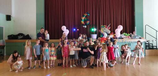 Children's Disco Party Entertainment in