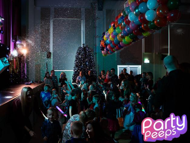 Amazing Kids Disco Party