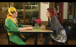 Iron Fist on a Date