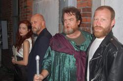 Titus Andronicus: Promo