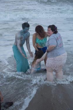 Mermaid Lost at Sea!!!