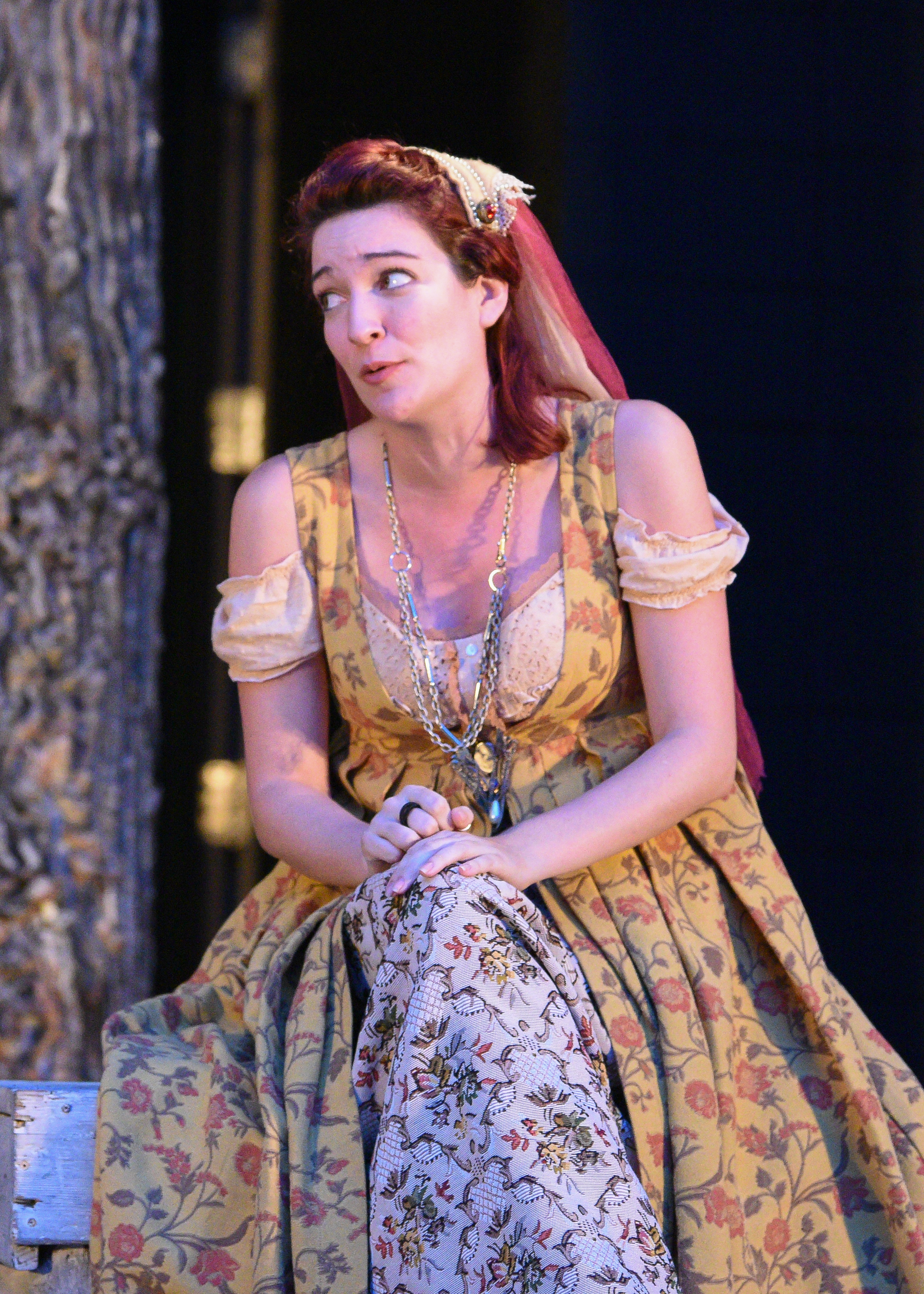 "Rosalind from ""As You Like It"""
