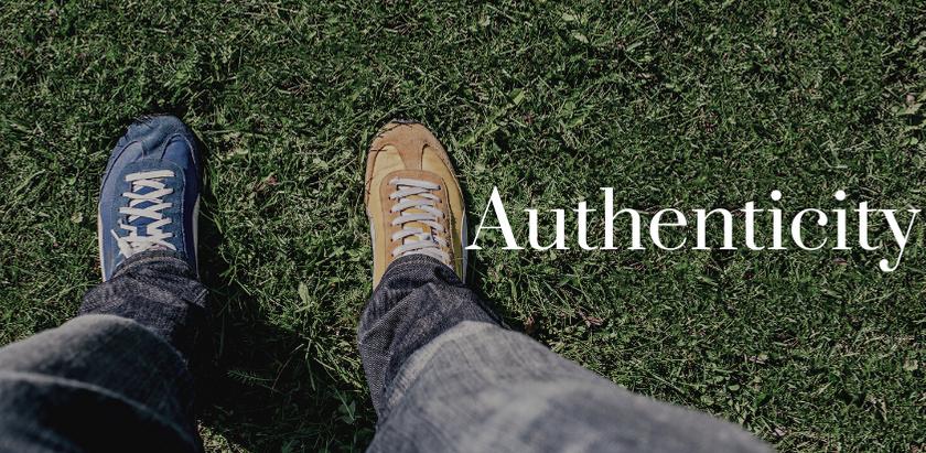 Authenticity: Tenant #1 of Incarnational Coaching