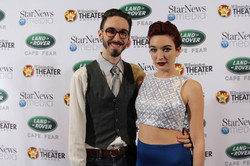 Wilmington Theatre Awards Red Carpet