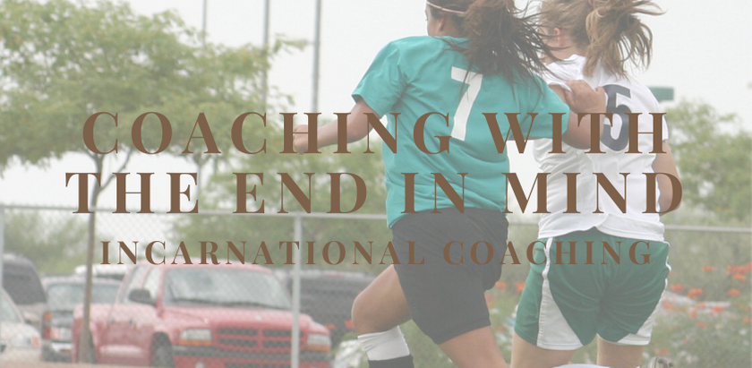 Ice Cream and the Image of God: Coaching with the End in Mind