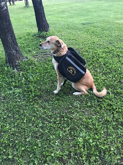 HOWLING DOG Back Pack