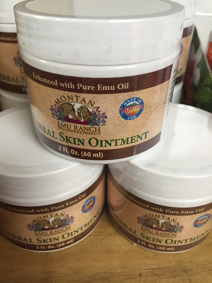 EMU Herbal Skin Ointment 2oz