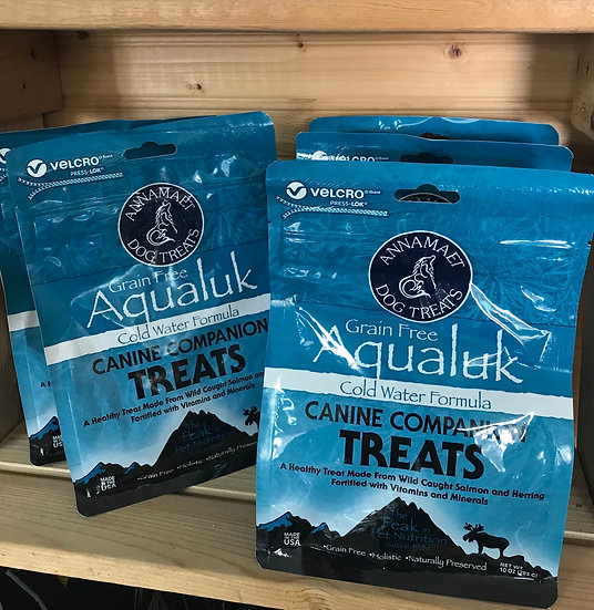 Aqualuk Grain Free Dog Treats