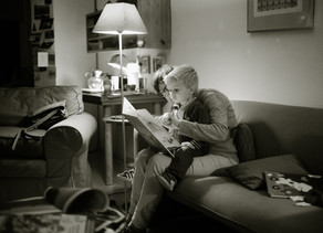 Three Important Benefits of Reading Aloud to Your Baby