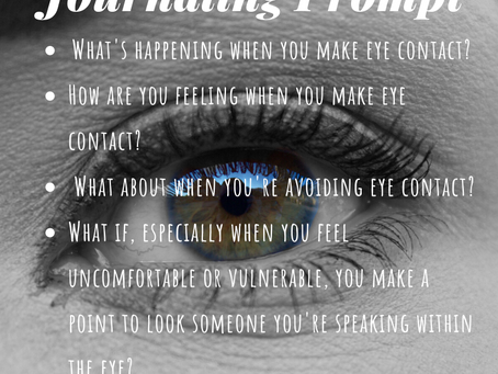 The uncomfortable truth about eye contact