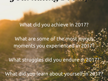 4 Reflection Questions for Reviewing 2017